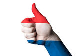 thumbs up NL