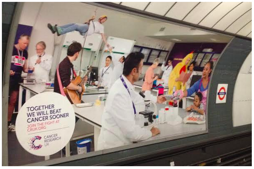 Tube Advertisement