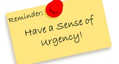 Sense-of-Urgency