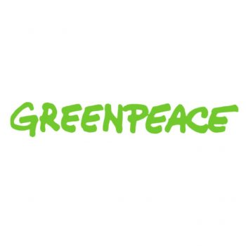 Trademark of Stichting Greenpeace Council